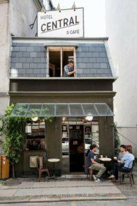 tips membuat mini cafe di rumah | beddo design concept