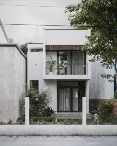 Trik Desain Rumah Minimalis Sederhana Low Budget Beddo Design Concept
